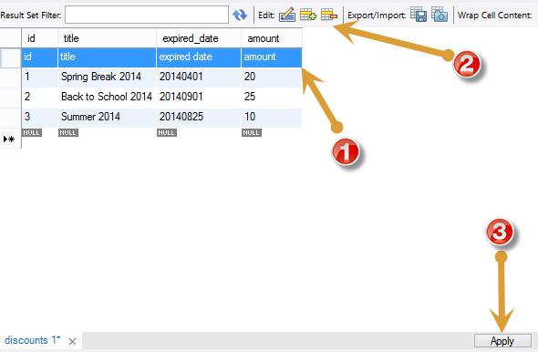 Import Csv File Into Mysql Table